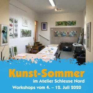 Kunstsommer a Atelier