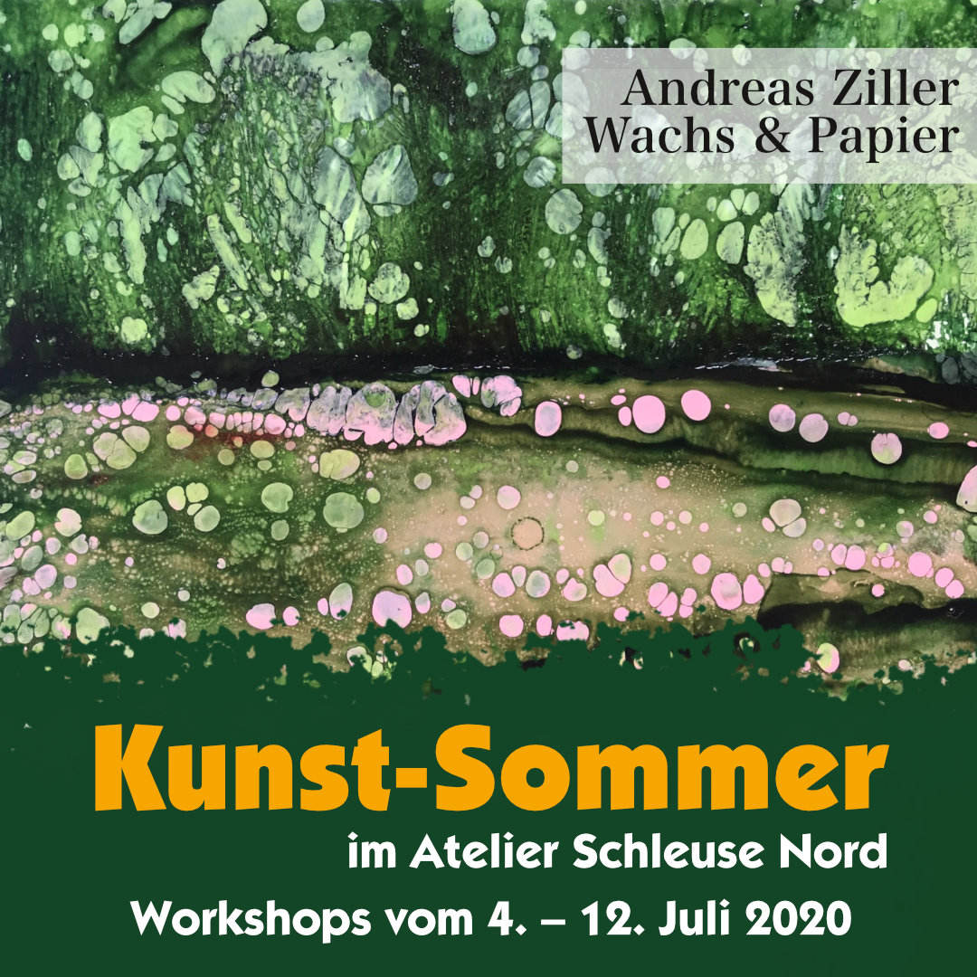 Kunstsommer Workshop in Kiel